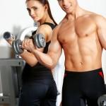 Kom i form med et vægtsæt