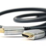 HDMI kabel med forgyldte stik