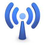 Tråsløst net med streaming af data